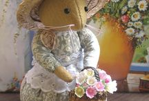 Brambly Hedge & other cute mice