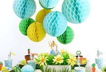 Spring Party Planning