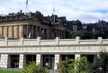 Scottish National Gallery / The iconic National, nestled in the heart of Princes Street with access onto the gardens is home to Scotland's greatest collection of artworks and offers one of the most prestigious settings for events in Edinburgh. Guests can enjoy an exclusive private view with champagne and canapés, or dine, amid some of the world's most remarkable works of art.