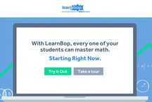 LearnBop Information / More information on LearnBop's interactive math learning system.