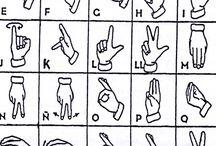 idioma signos
