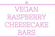 Vegan delish! / Vegan sweetness!