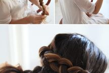 Hair it Is / Inspiration for hairstyles, from vintage to cute to elegant hair... choose which suits you best ^_^