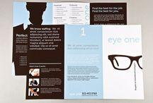 Employment agencies company brochures