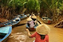 Travel Asia / The most important trip you may take in life is meeting people halfway.  ~Henry Boye