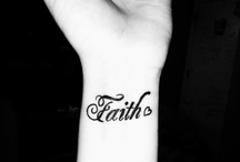 tattoos / by Erica Griffie