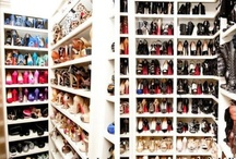 Closet Design  .:. Storage Solutions / by Christine Kysely