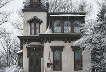 I love old houses!
