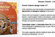 ENCORE - Punch! 3D Home&Landscape Design Software / Programe 3D design interior