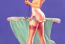 Pin ups / by The Happy Homebody