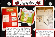apples/beginning of school