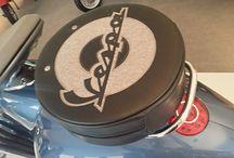 Vespa 946 at #VWD2014 in #mantova / Design details of Vespa 946 and 946 Bellissima