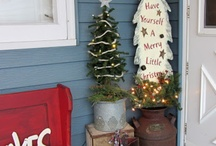 Christmas Hohohomestyle  / I need a bigger house for all these ideas - the size of Fortnum & Mason ideally...