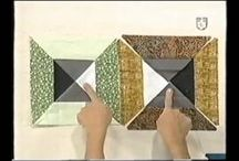 Patchwork y Quilting Videos. / by Cecilia Koppmann