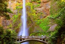 Places to go in Oregon