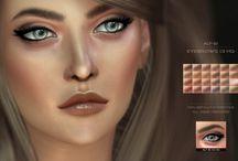 Eyebrows sims 4