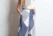 Spring + Summer Fashion / by Magdalena's Madrid