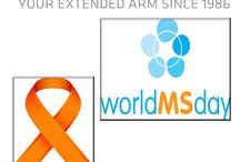 World MS Day / World MS Day brings the global MS community together to share stories, raise awareness and campaign with and for everyone affected by multiple sclerosis. World MS Day is the only global awareness raising campaign for MS. Every year, the MS movement comes together to provide the public with information about MS and to raise awareness on how it affects the lives of more than 2.3 million people around the world. https://www.linkedin.com/company/marm-assistance?trk=company_logo