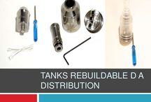Tanks rebuildable d a distribution