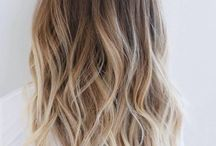 My dream hair / Hair color, cuts and whatnot inspiration