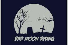 Bad moon rising / Concept