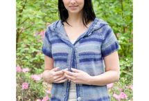 "Vests & Tops Knitting Patterns / Vests & Tops Knitting Patterns; also includes sleeveless sweaters - Shells & ""Cap Sleeve"" Shrugs as I find them... / by Nancy Thomas"