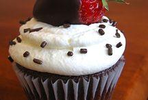Cupcakes  / by Amanda Evans
