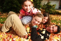 Autumn / Kids having fun in the fall season / by Smile TV