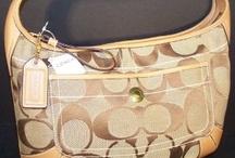 coach-handbag / by Othilia Austin