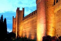 Castles in Romagna - Italy