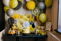 Duck's party / Жёлтая вечеринка