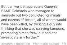 Queenie Goldstein inspo + aesthetic