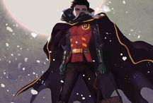 Robin Damien Wayne