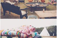 Campfire Backyard Party Ideas