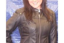 Women Motorcycle Leather