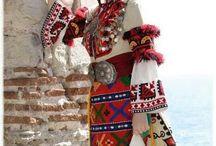european traditional costume