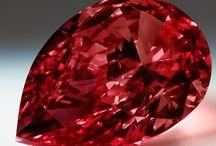 Diamond, Red / Red Diamonds Rings & Jewelry