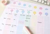 Planner - Organisation