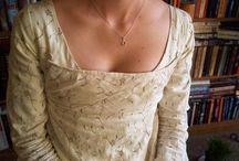 Regency / Mode uit de tijd van Jane Austen