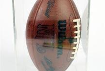 Wilson Football Autographs