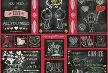 """Amore - Love / """"A mano a mano - Rino Gaetano"""" -  L'amore si dimostra! Dillo con una #Lavagnetta! Una lavagnetta è un segno indelebile dei sentimenti che nutriamo! #spreadthelove #sharethelove #love #lavagnettiamo"""