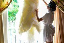 My wedding / Meu casamento / Projeto, marca, montagem, save The date, chá de panela, vestido de noiva, teste de maquiagem e penteado, dança