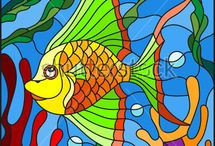 Aves y Peces