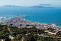 Panorami da Trapani / I più belli #panorami di #Trapani