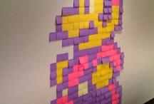 trovate graficomunicative / #graficomunicazione #grafica #comunicazione #post-it #Mario #supermario