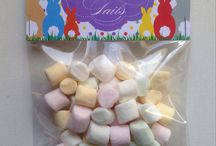 Easter Treats & Ideas / My range of handmade personalised Easter products available at www.invitedesign.com.au