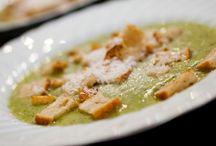 Zuppe e minestre / Cene leggere