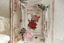 Shabby-Chic cards