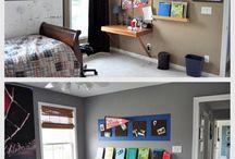 Bedroom Ideas / by Jessica Adams