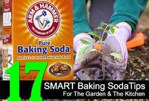 Baking Soda uses!